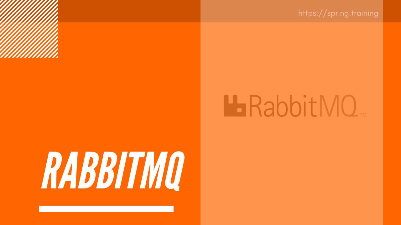 RabbitMQ Training