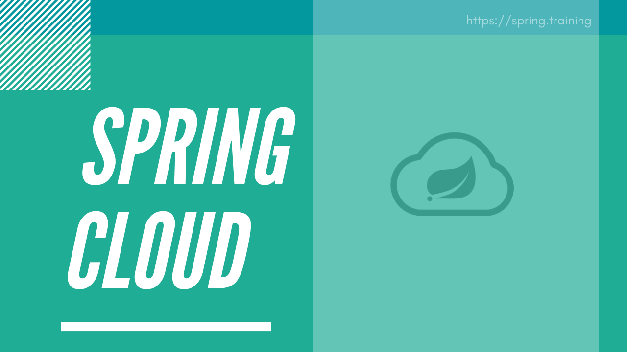 Spring Cloud Training
